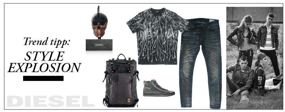 New Collection Diesel - trend tipp