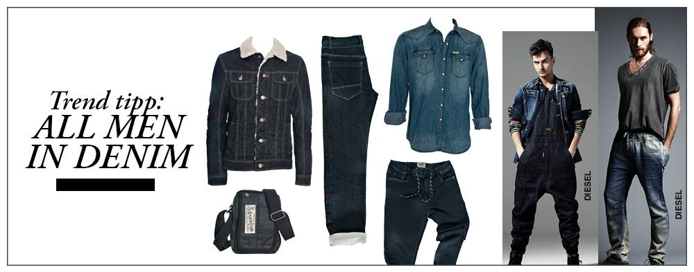 All Men in Denim - Trend tipp