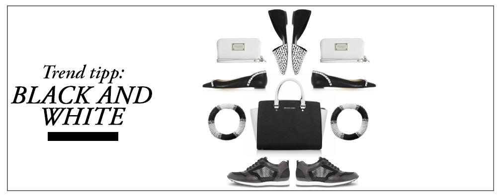 black and white - trend tipp