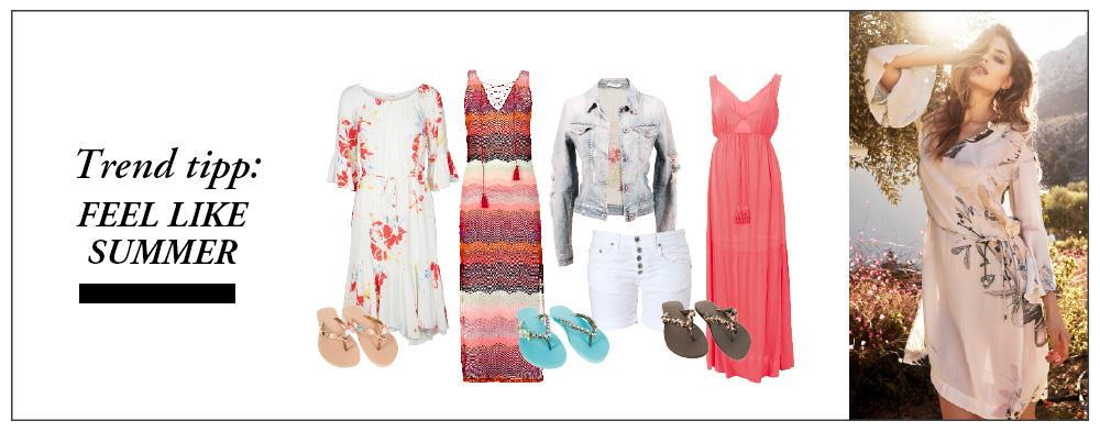 feel like summer - trend tipp