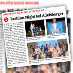 Fashion Night bei Adelsberger